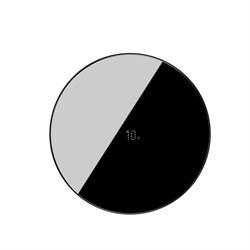 Беспроводная зарядка Baseus Simple Wireless Charger (CCALL-CJK01) черный - фото 18777