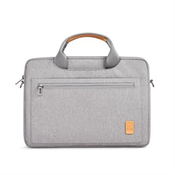 "Сумка для ноутбука WiWU Pioneer 15.4"" серый - фото 18815"