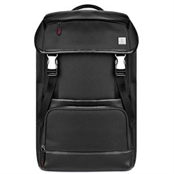 "Рюкзак WiWU Mission Backpack для Macbook 15"" черный - фото 18827"
