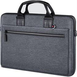 "Сумка для ноутбука WiWU Anthena 15.4"" серый - фото 18880"