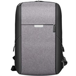 "Рюкзак WiWU Onepack Backpack для MacBook 15"" серый - фото 18893"
