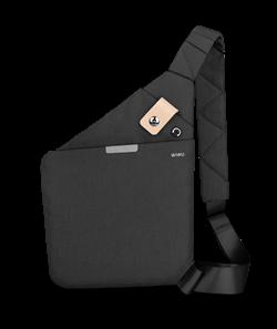 Сумка через плечо WiWU Cross Body Bag черная - фото 18917