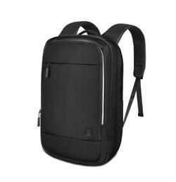 Рюкзак для ноутбука Wiwu Adventurer Backapck черный - фото 19130