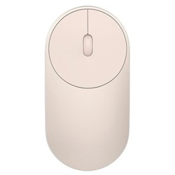Мышь Xiaomi Mi Portable Mouse (XMSB02MW) золотой - фото 19215
