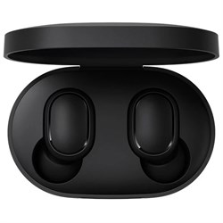 Беспроводные наушники Xiaomi AirDots True Wireless Bluetooth Headset черный (TWSEJ04LS) - фото 19296