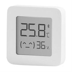 Датчик температуры и влажности Xiaomi Mijia Bluetooth Hygrothermograph 2 (LYWSD03MMC) - фото 19410