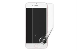 Защитная силиконовая пленка Ainy для Apple iPhone 7/8 глянцевая - фото 19548