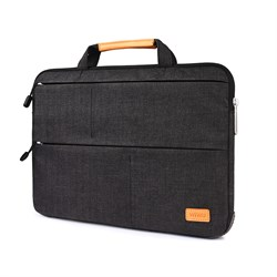 """Сумка для ноутбука WIWU Smart Standart Sleeve 15.4"""" для Macbook Pro черный - фото 19826"""