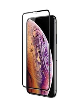 Стекло защитное для Apple iPhone X/XS/11 Pro HOCO 3D 0,33mm черный - фото 20002