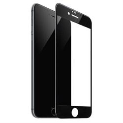 Стекло защитное для Apple iPhone 6 Plus/6S Plus Mietubl 0,33mm черный - фото 20006