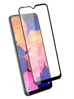 Стекло защитное для Samsung Galaxy A10/A10S/M10 Mietubl 0,33mm 11D черный - фото 20039