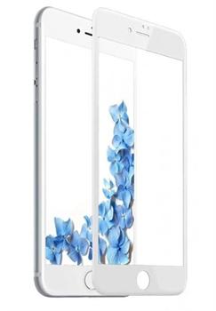 Стекло защитное для Apple iPhone 7 Plus/8 Plus Mietubl 0,33mm 5D белый - фото 20106