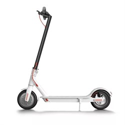 Электросамокат Xiaomi Mijia Electric Scooter M365 белый (2020 г.в.) - фото 20118