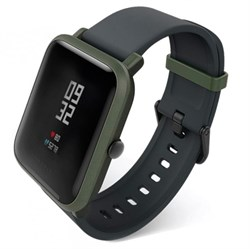 Смарт-часы Xiaomi Huami Amazfit Bip Kokoda Green (Global Version) зеленый - фото 20186
