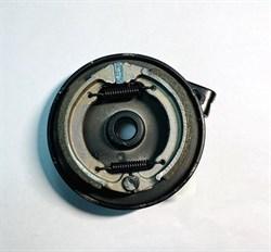 Колодки тормозные задние с барабаном для Zero 8 - фото 20255