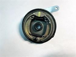 Колодки тормозные задние с барабаном для Zero 9 - фото 20258