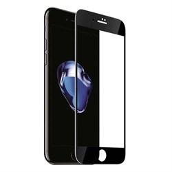 Защитная керамическая пленка для Apple iPhone 7/8 Mietubl глянцевая черный - фото 20372