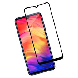 Стекло защитное для Xiaomi Redmi Note 7/Note 7 Pro/Note 7S Mietubl 0,33mm черный - фото 20412