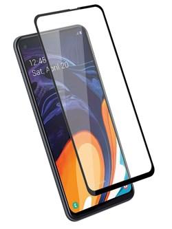Стекло защитное для Samsung Galaxy A60 Mietubl 0,33mm черный - фото 20517