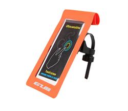 Водонепроницаемый чехол GUB для смартфона оранжевый - фото 20533