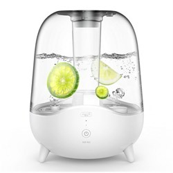 Увлажнитель воздуха Xiaomi Deerma Water Humidifier Transparent DEM-F325, белый - фото 20585