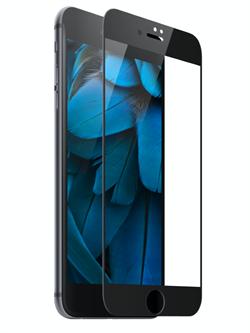 Стекло защитное MTB для Apple iPhone 7/8 0,33mm черный - фото 20721