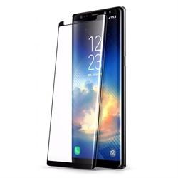 Стекло защитное MTB для Samsung Galaxy Note 9 5D 0,33mm с вырезом для датчиков черный - фото 20842