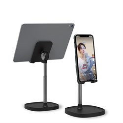 Держатель мобильного телефона WIWU Adjustable Desktop Stand ZM101 - фото 20865