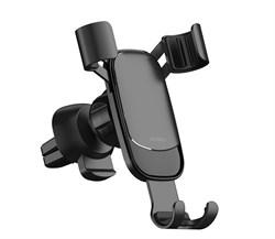 Автомобильный держатель WIWU PL200 черный - фото 20884