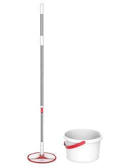 Комплект для уборки швабра - ведро Xiaomi iCLEAN Rotary Mop Set (YD-02) - фото 20928