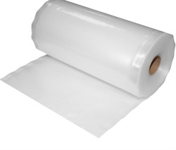 Плёнка рифлёная для вакуумной упаковки, 200мм 15м