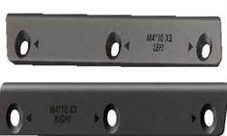 Направляющие нижней крышки переднего контроллера Inokim OXO (комплект 2шт) - фото 20949