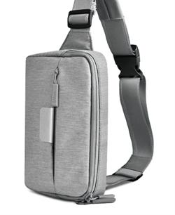 Поясная сумка WiWU Fanny Pack серый - фото 21030