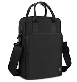 """Сумка для ноутбука WiWU ALPHA Vertical Double Layer Bag 13.3"""" черный - фото 21066"""