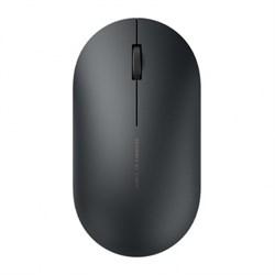 Мышь Xiaomi Mi Mouse 2 Black USB, черная - фото 21131
