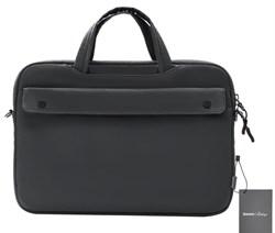 Сумка для ноутбука Baseus Basics Series 16'' laptop Macbook Pro (LBJN-H0G), темно- серая - фото 21262