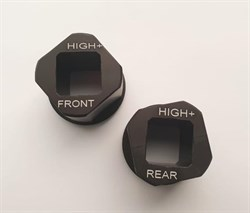 Проставки подвески для Inokim OX/ OXO High+ (перед, зад) - фото 21291
