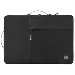 "Чехол-сумка для ноутбука WiWU Alpha Double Layer Sleeve Bag 13.3"" черный - фото 21385"