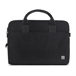 """Сумка для ноутбука WiWU Alpha Double Layer Laptop Bag 14"""" черный - фото 21395"""
