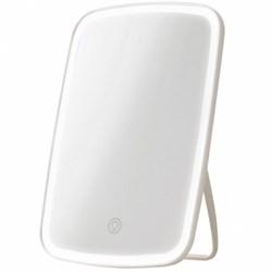 Зеркало косметическое для макияжа с подсветкой Xiaomi Jordan Judy 3-colors LED Makeup Mirror (NV505) белый - фото 21594
