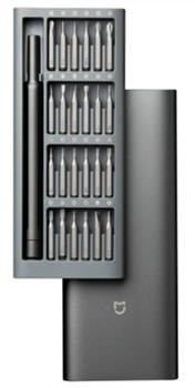 Набор инструментов для точных работ Xiaomi Mi Mijia Precision Screwdriver (DZN4020CN) (25 предм.) - фото 21606