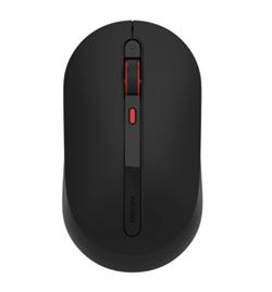 Беспроводная мышь Xiaomi MIIIW Wireless Mute Mouse (MWWM01) черный - фото 21682