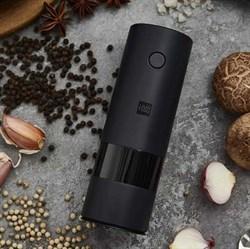 Мельница для специй электрическая Xiaomi HuoHou Electric Grinder перец / соль, черный цвет - фото 21742