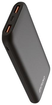 Внешний аккумулятор Exployd SONDER QUICK CHARGER,10000mAh (EX-PB-744) черный - фото 22234