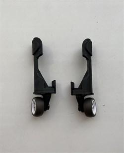 Транспортировочные колеса Inokim Mini 1 и 2 в сборе (правый и левый) - фото 22251