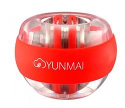 Кистевой эспандер Yunmai Xiaomi Powerball, красный - фото 22311