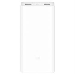 Внешний аккумулятор Xiaomi Mi Power Bank 2С 20000mAh белый