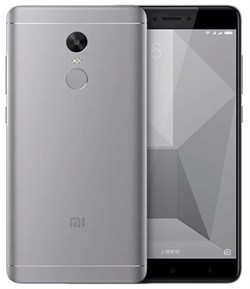 Смартфон Xiaomi Redmi Note 4X  32Gb + 3Gb - фото 7363