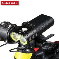 Фонарь велофара Gaciron V9D-1600 - фото 7798