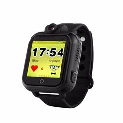 Wonlex GW1000 детские смарт-часы с GPS трекером черный - фото 7844